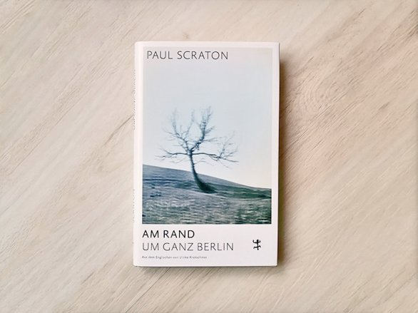 Paul Scraten, Am Rand. Um ganz Berlin, Cover