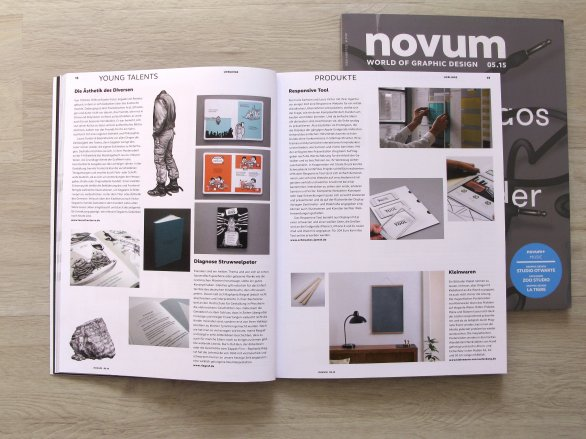 Novum -- world of graphic design 05.15